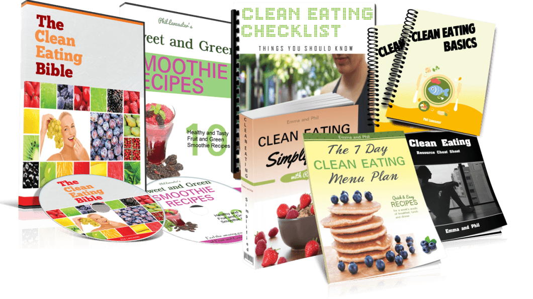 Home clean eating blueprint clean eating package malvernweather Images
